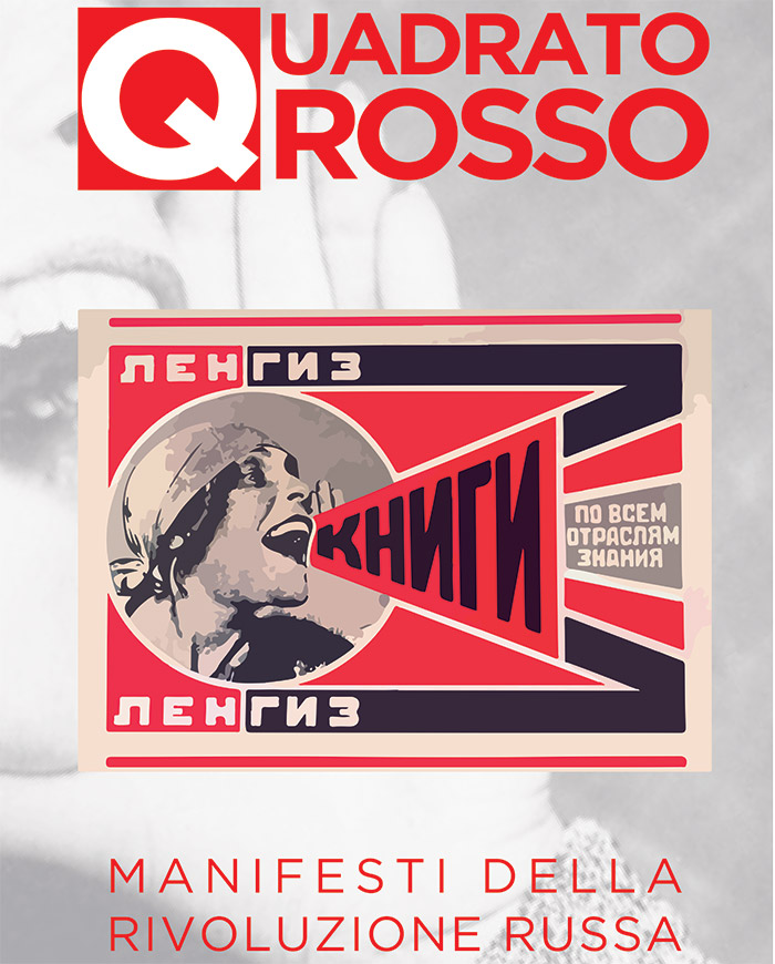 Quadrato Rosso - Manifesti dalla rivoluzione russa