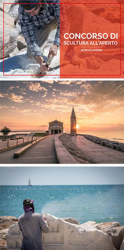 """""""ScoglieraViva. Sculpting the Sea"""", Premio Internazionale di scultura all'aperto"""