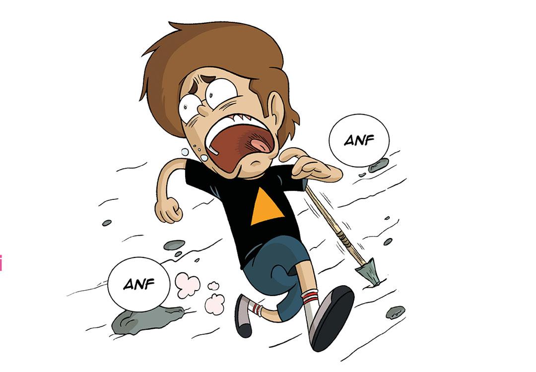 Linguaggi e Arte del fumetto