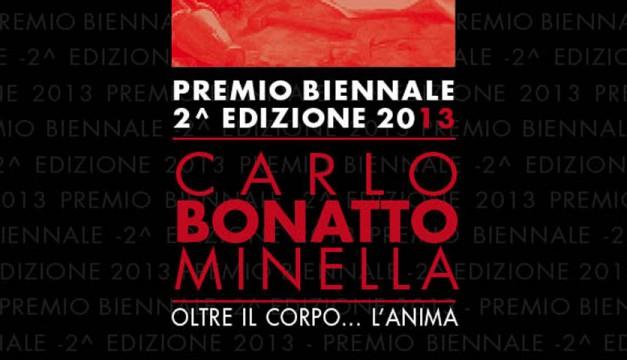 """Premio Biennale """"Carlo Bonatto Minella"""""""