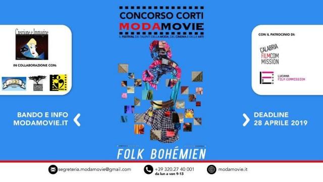 Remind: il 28 aprile scade il concorso video Moda Movie 2019