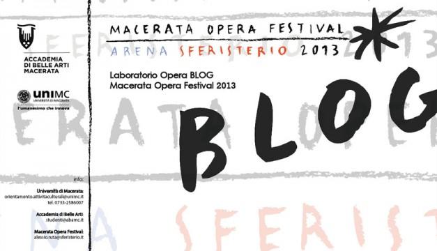 Laboratorio Opera BLOG